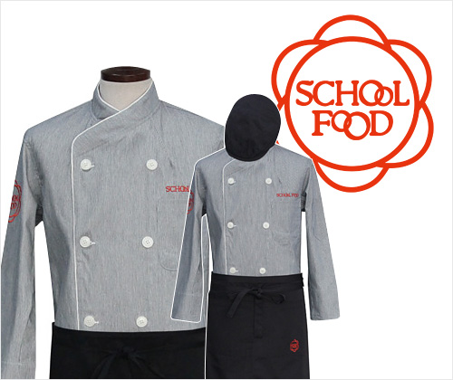 SCHOOL FOOD UNIFORM