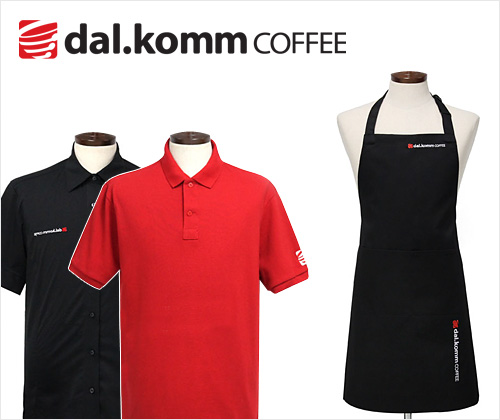 dal.komm COFFEE UNIFORM