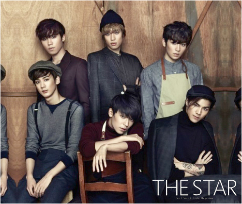 THE STAR | TEEN TOP