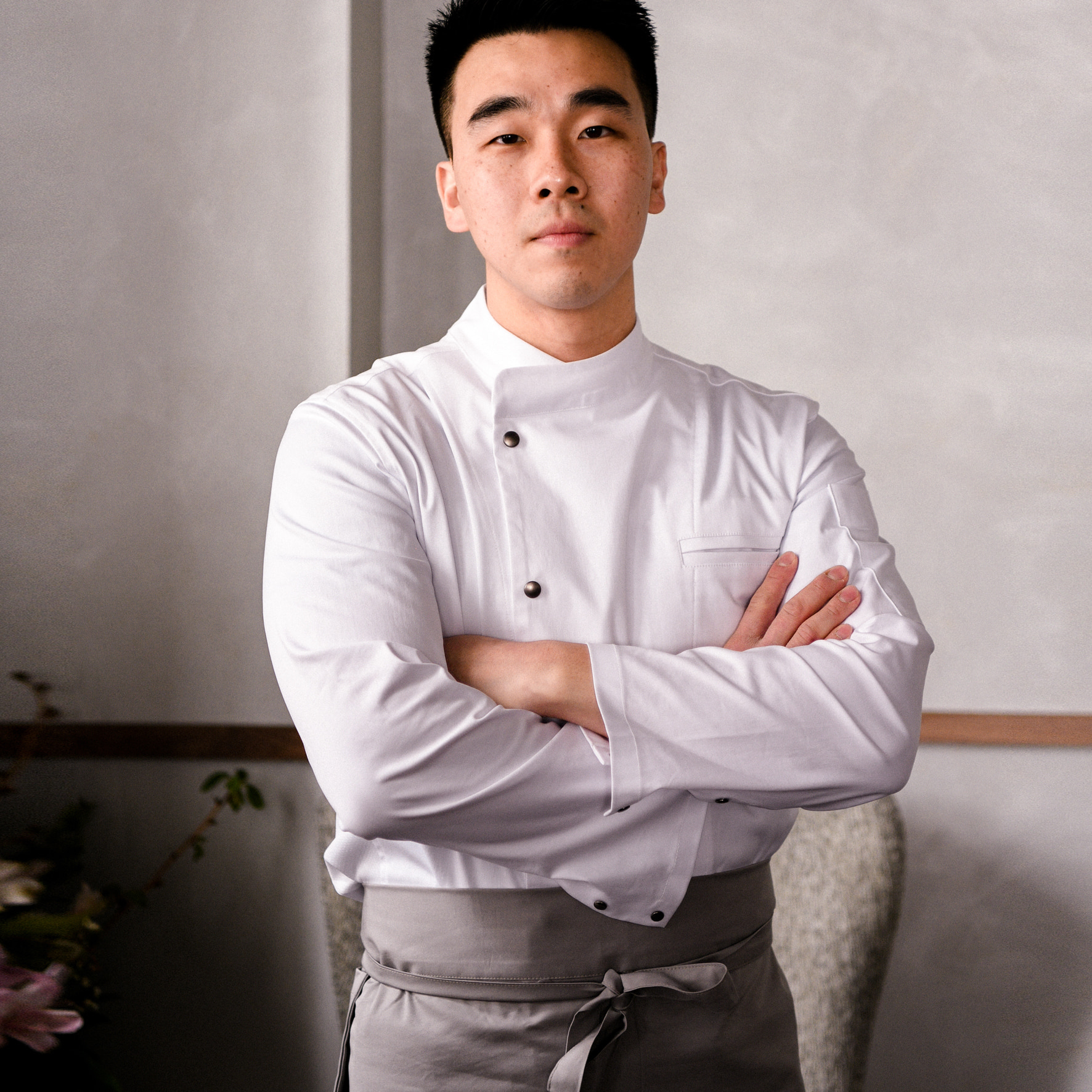 Chef. Dave Park -Jeong Chicago-