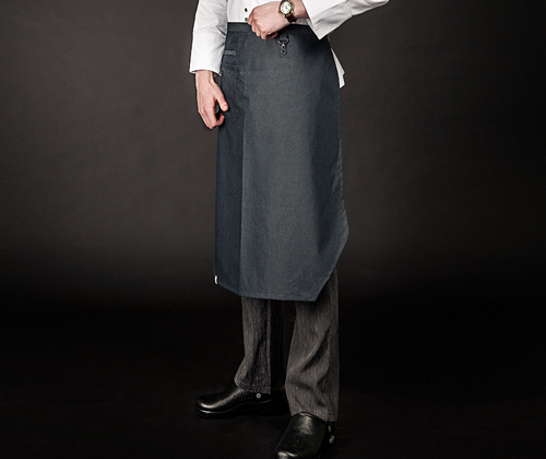 oxford for water-proof apron denim #AA1654
