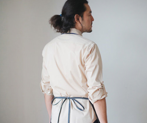 roll-up nano shirts beige #AS1553
