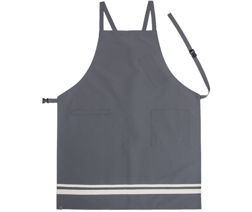 lite water proof apron #AA1873 gray