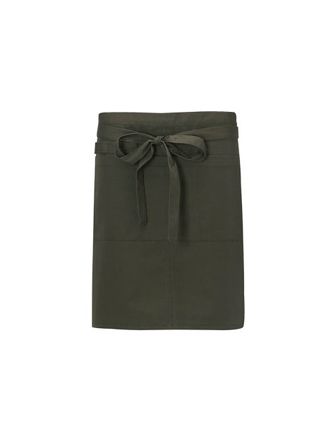 (AA1316) waist medium apron - khaki