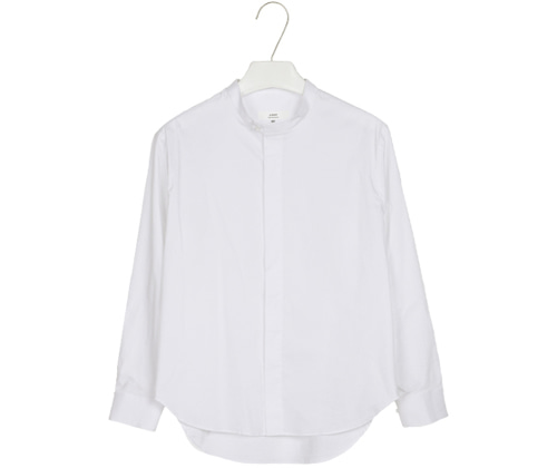 grandad collar long shirts #AS1900