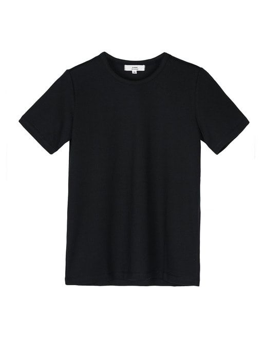 Cool jersey chef T-shirt #AT1857 black