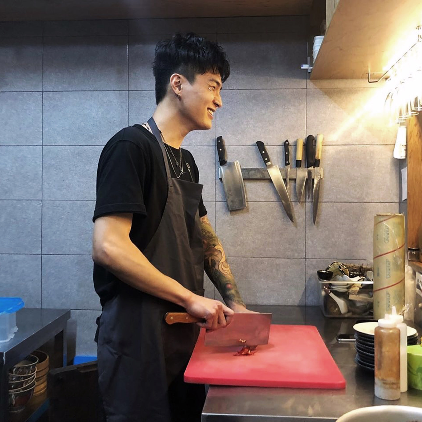 Chef. Cho Seongmin -Yeonnamdong Forest-