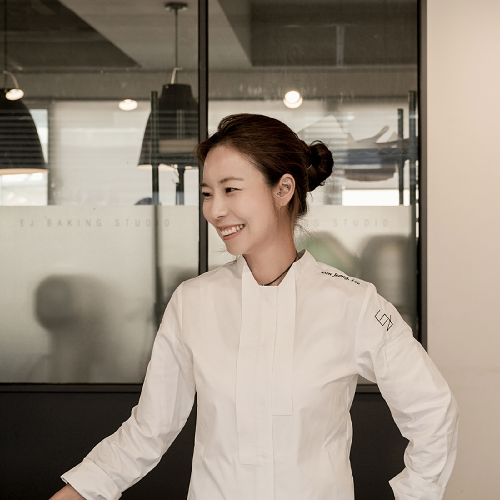 Chef. Lee Eun Jung -EJ Baking-