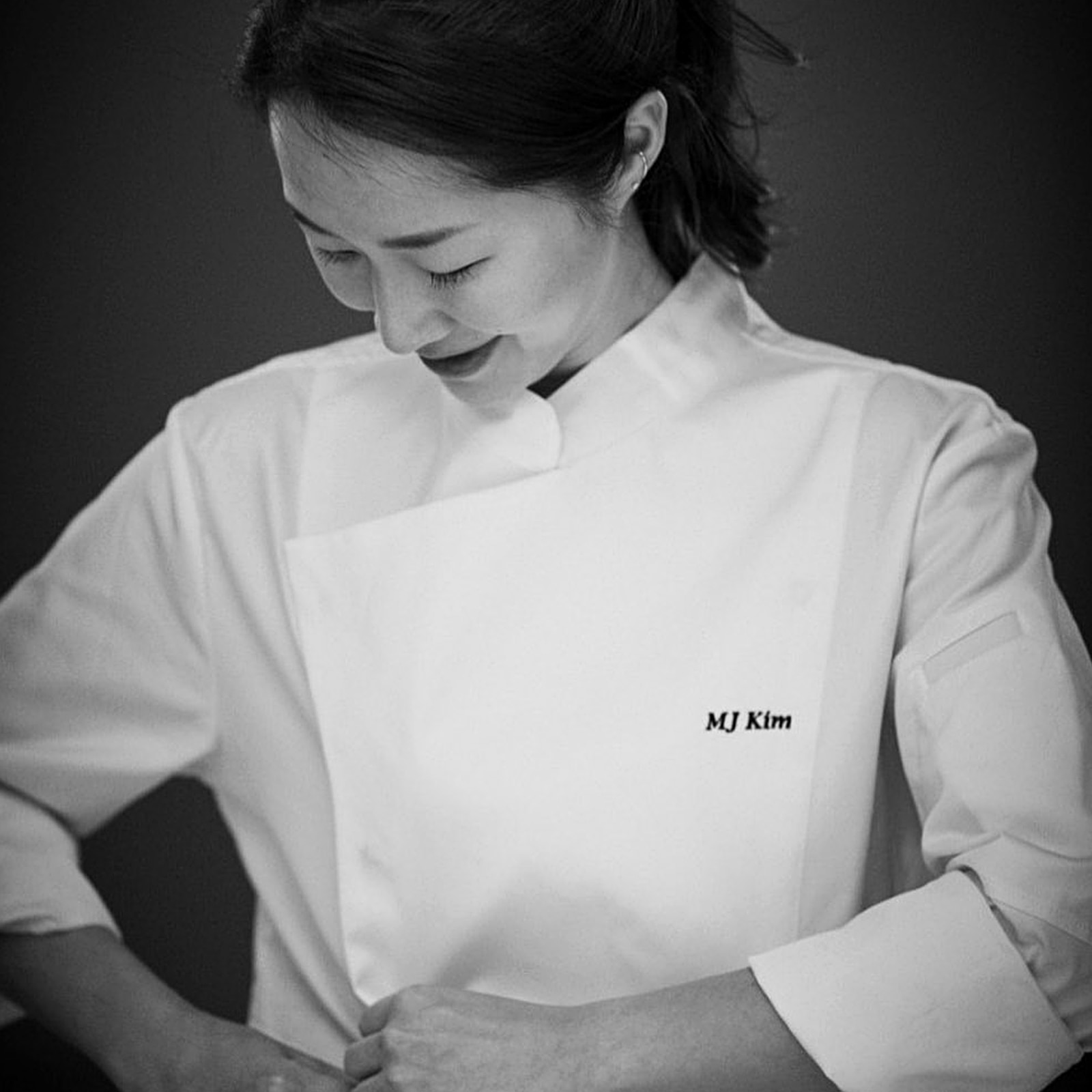 Chef. Kim Min Jung -happyhappycake-