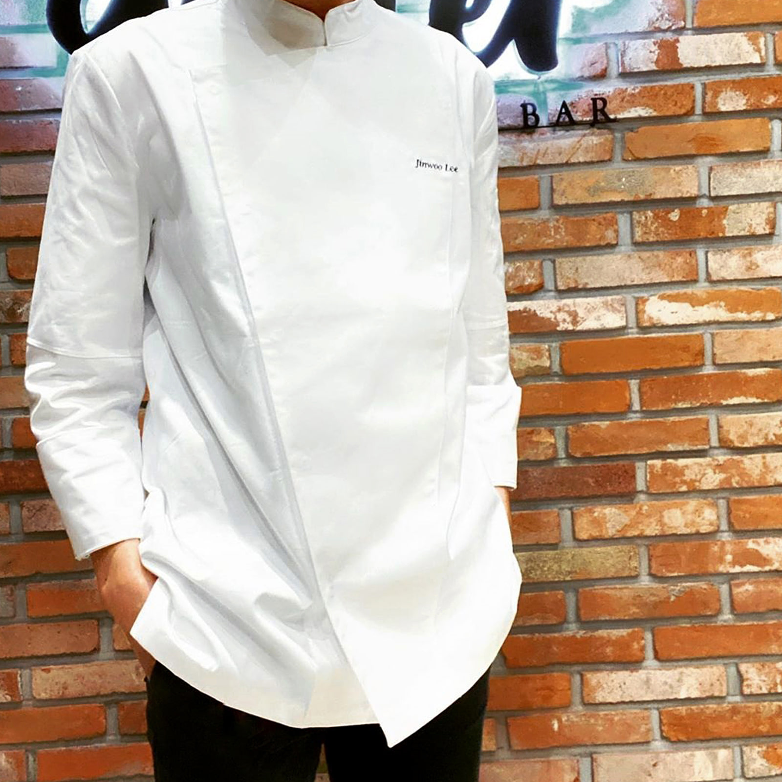 Chef. Lee Jinwoo -Dexter-