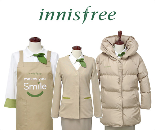 INNISFREE UNIFORM
