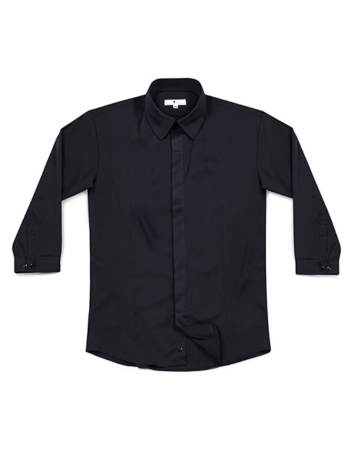 bros closing shirt black #AS1704